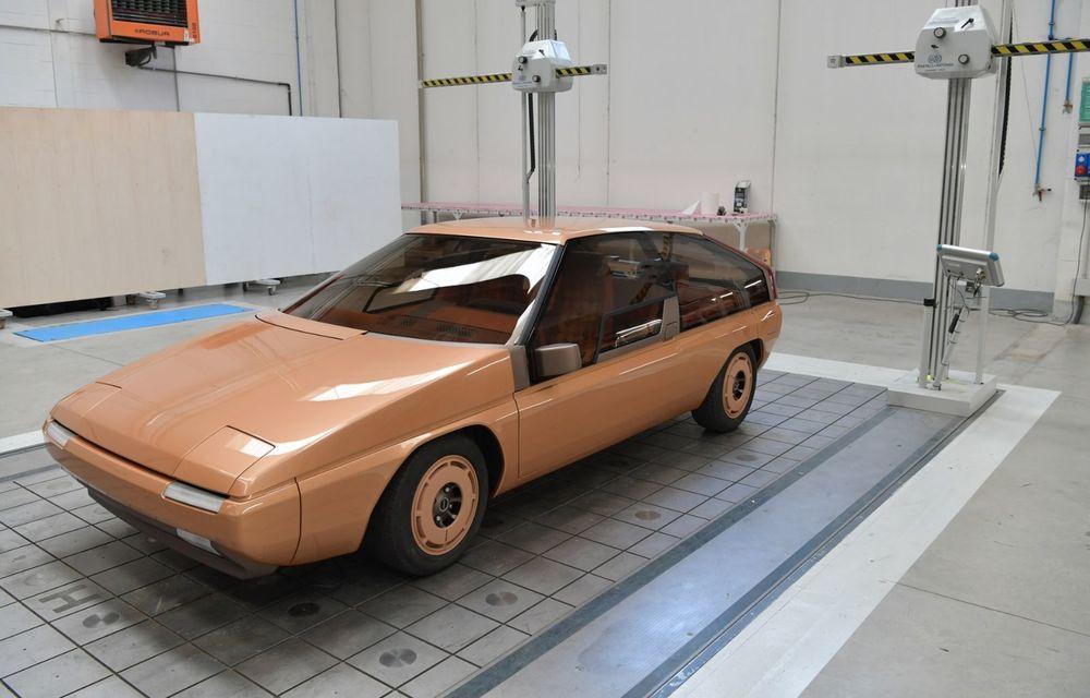 Mazda a restaurat conceptul MX-81, primul model al niponilor care a purtat denumirea MX - Poza 19
