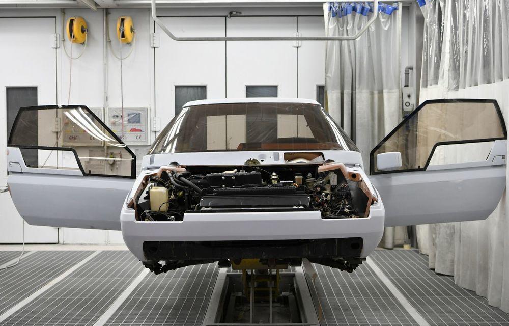 Mazda a restaurat conceptul MX-81, primul model al niponilor care a purtat denumirea MX - Poza 2