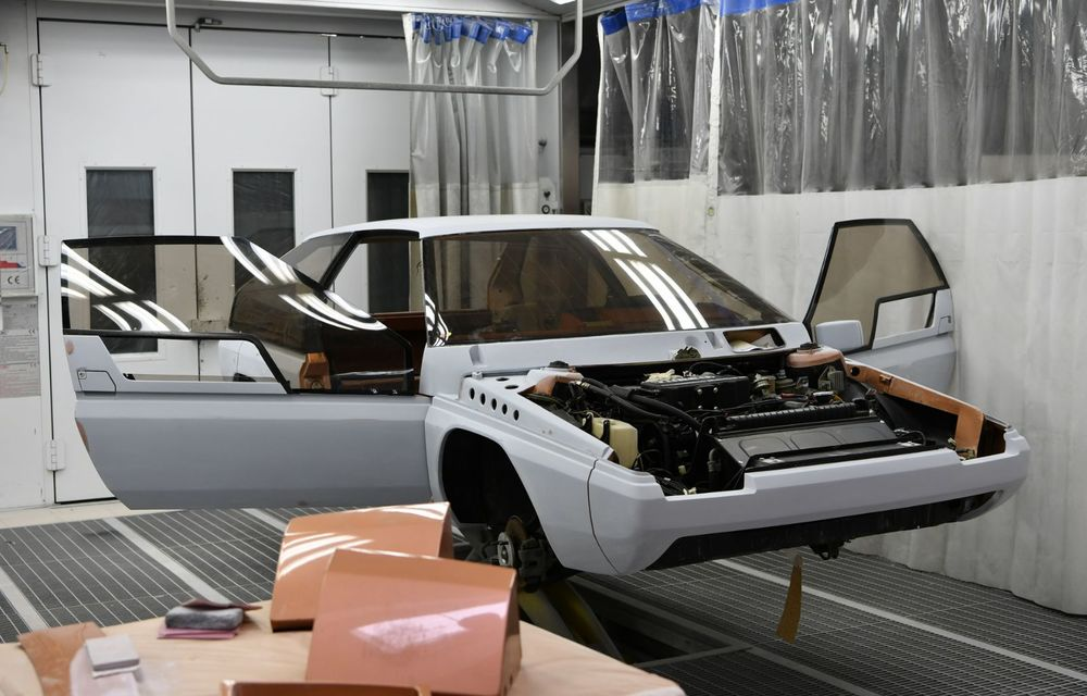 Mazda a restaurat conceptul MX-81, primul model al niponilor care a purtat denumirea MX - Poza 3