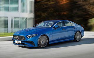 Prețuri Mercedes-Benz CLS facelift în România: start de la 76.150 de euro