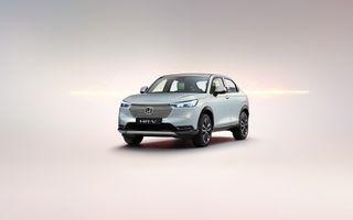 Noua generație Honda HR-V va fi disponibilă doar cu sistem hibrid de propulsie în Europa