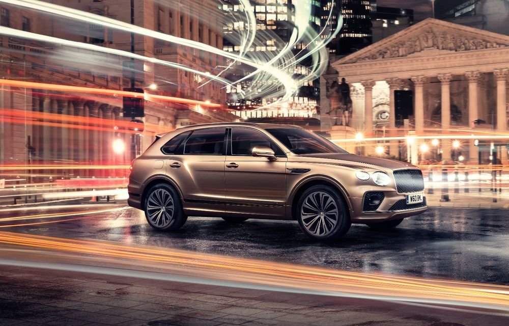Primul Bentley electric debutează în 2025. Ar putea fi un SUV dezvoltat pe arhitectura Artemis a Grupului Volkswagen - Poza 1