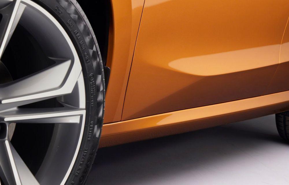Noua generație Skoda Fabia: faruri full LED, ecran de 9 inch, instrumentar de bord digital, niciun motor diesel - Poza 31