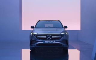 Versiuni noi pentru electricul Mercedes-Benz EQA: cea mai puternică are 292 de cai putere