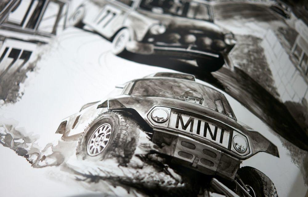 Mini facelift a debutat în România în compania unui proiect de artă, semnat de un pictor român - Poza 5
