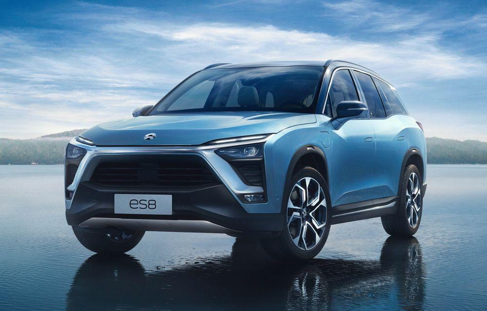 Chinezii de la Nio pregătesc startul vânzării de mașini electrice în Norvegia - Poza 1