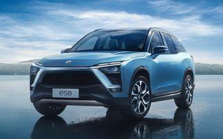 Chinezii de la Nio pregătesc startul vânzării de mașini electrice în Norvegia