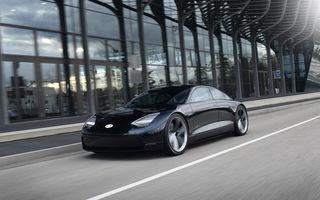 Hyundai ar putea lansa sedanul electric Ioniq 6 în 2022