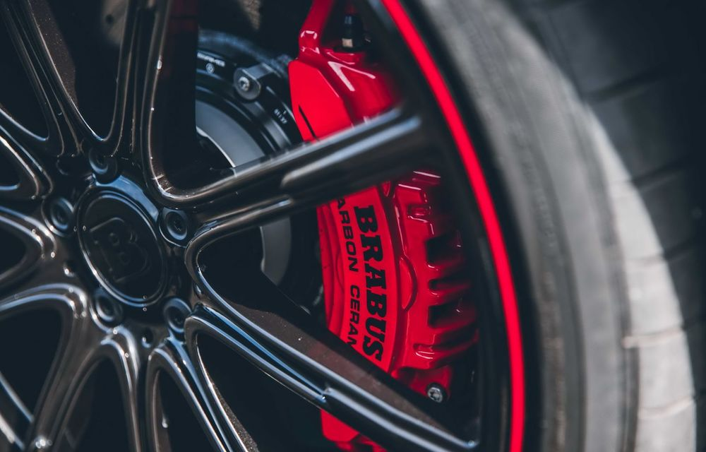 Vi se pare modest un Mercedes-AMG E63? Brabus încarcă 800 de cai sub capota sedanului - Poza 14