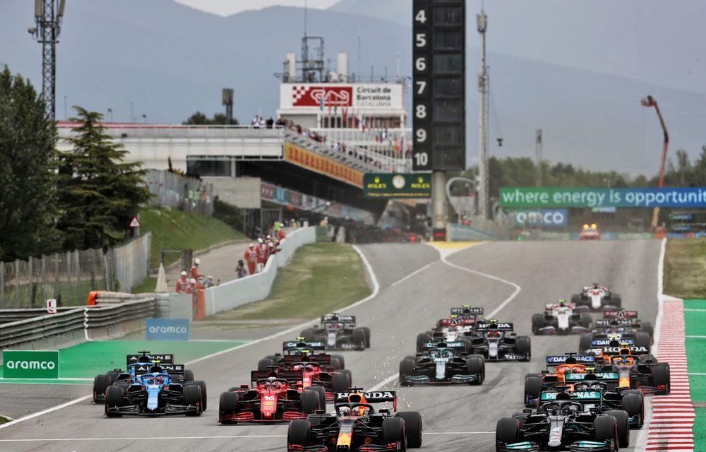 Weekend perfect pentru Lewis Hamilton în Spania: pole-ul cu numărul 100 și victorie - Poza 2