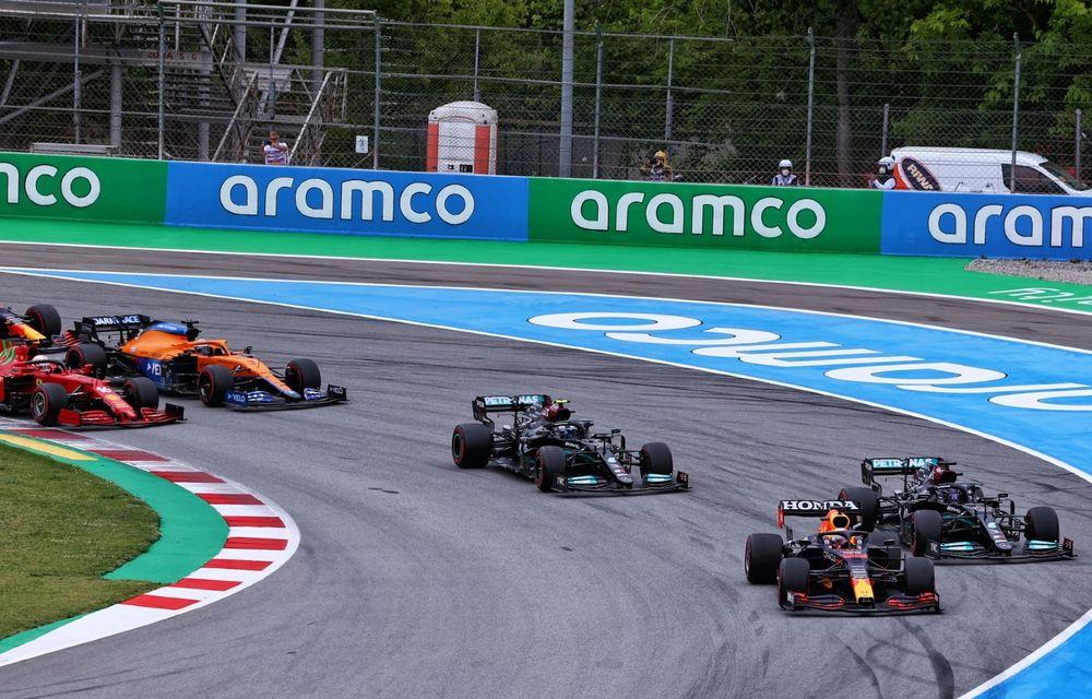 Weekend perfect pentru Lewis Hamilton în Spania: pole-ul cu numărul 100 și victorie - Poza 3