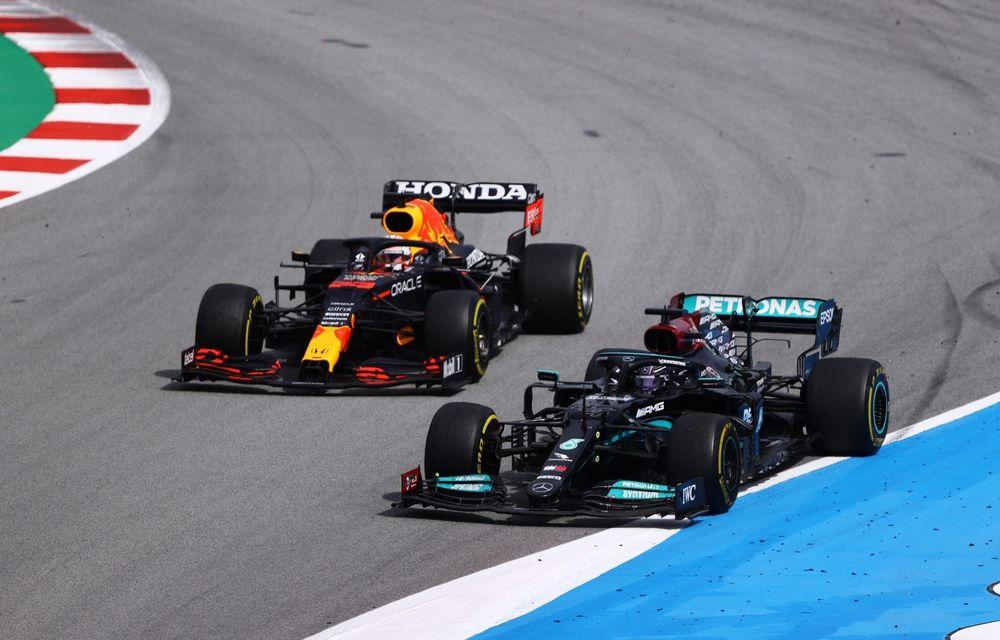 Weekend perfect pentru Lewis Hamilton în Spania: pole-ul cu numărul 100 și victorie - Poza 1