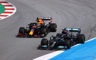 Weekend perfect pentru Lewis Hamilton în Spania: pole-ul cu numărul 100 și victorie