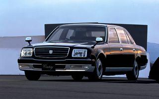 Să ne aducem aminte de Toyota Century, limuzina cu motor V12 pentru diplomația japoneză