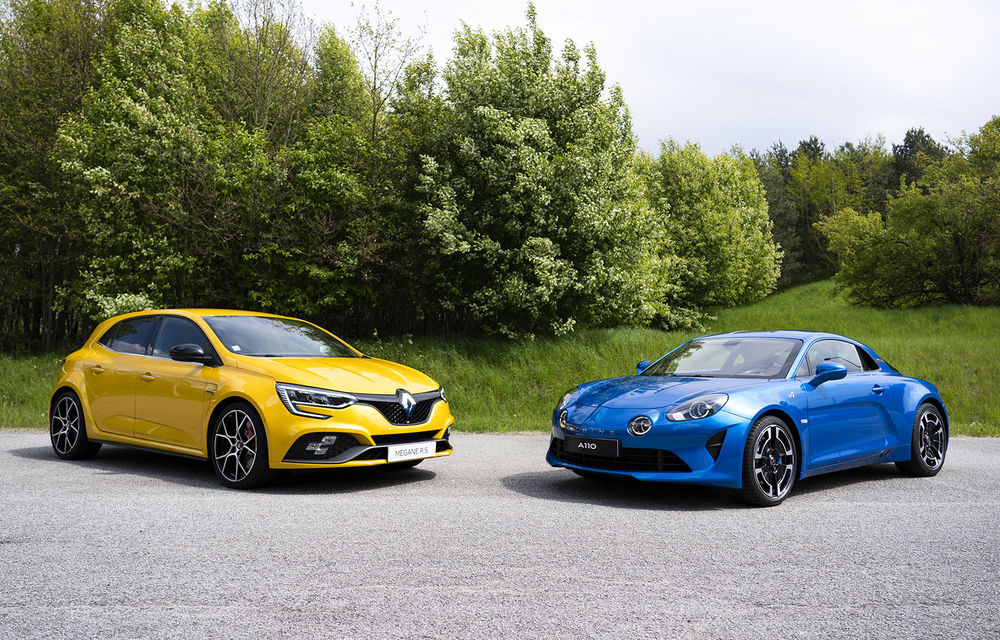 OFICIAL: Divizia Renault Sport își schimbă numele în Alpine Cars - Poza 1