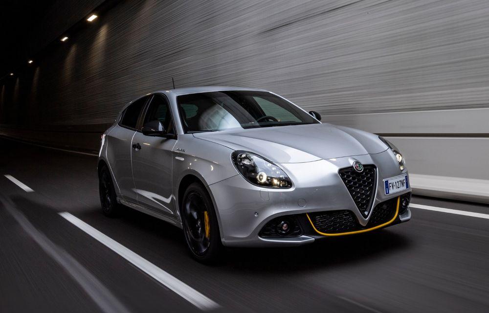 Alfa Romeo Giulietta se pregătește de pensionare după 11 ani și peste 400.000 de exemplare vândute - Poza 1