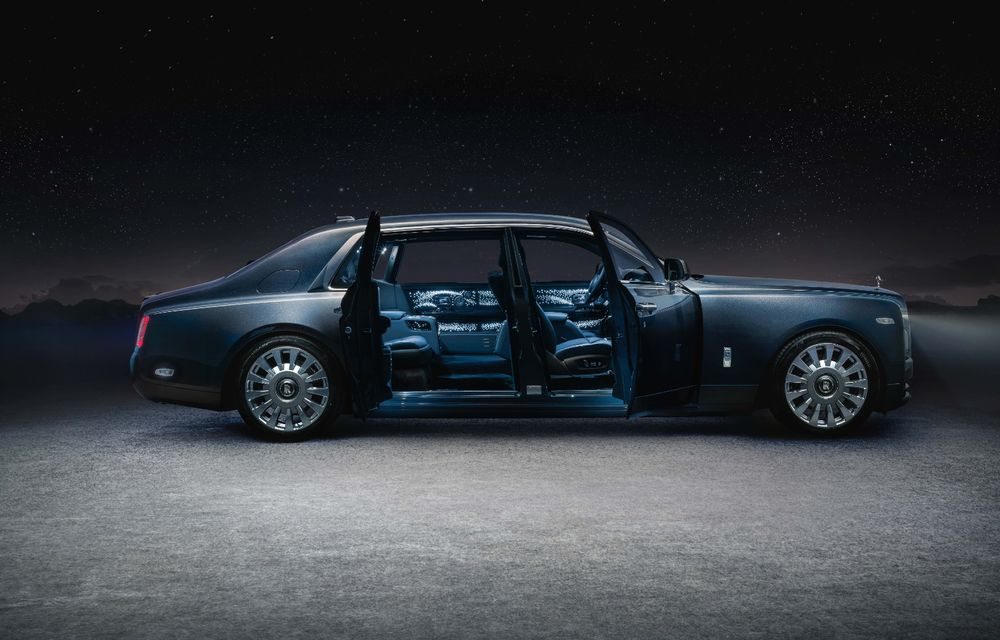 Chinezii au cumpărat exclusivistul Rolls-Royce Phantom Tempus Collection printr-o aplicație de mobil - Poza 1