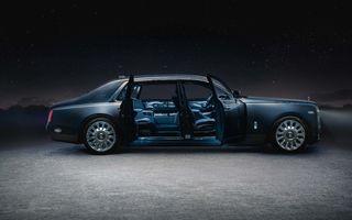 Chinezii au cumpărat exclusivistul Rolls-Royce Phantom Tempus Collection printr-o aplicație de mobil
