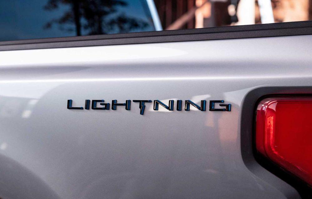 Chiar și Ford F-150 va fi electric: modelul se va numi Lightning și va debuta luna aceasta - Poza 1