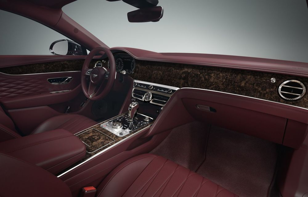 Îmbunătățiri pentru Bentley Flying Spur: mai multe dotări standard și un habitaclu mai silențios - Poza 2
