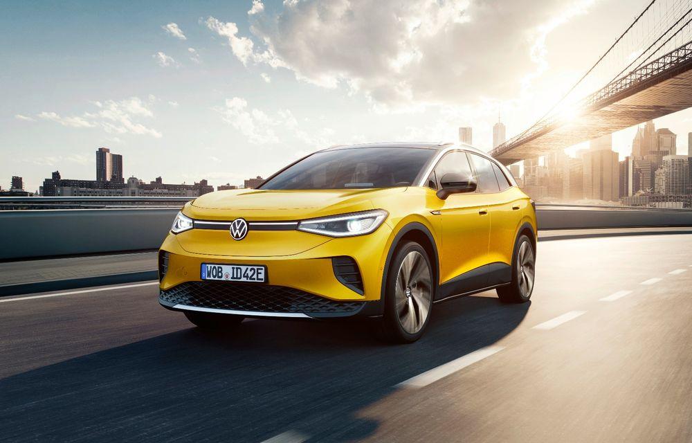 """Volkswagen recunoaște că noul ID.4 nu este încă profitabil: """"Prețul e destul de mic, iar producția trebuie eficientizată"""" - Poza 1"""