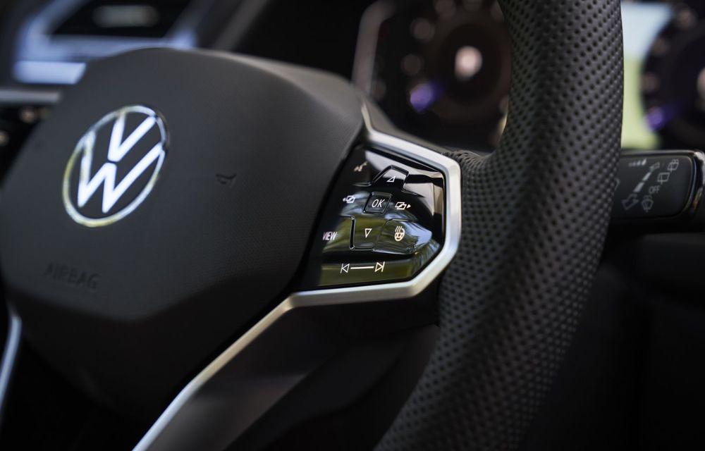Volkswagen Tiguan Allspace facelift: îmbunătățiri estetice discrete și mai multă tehnologie în standard - Poza 13
