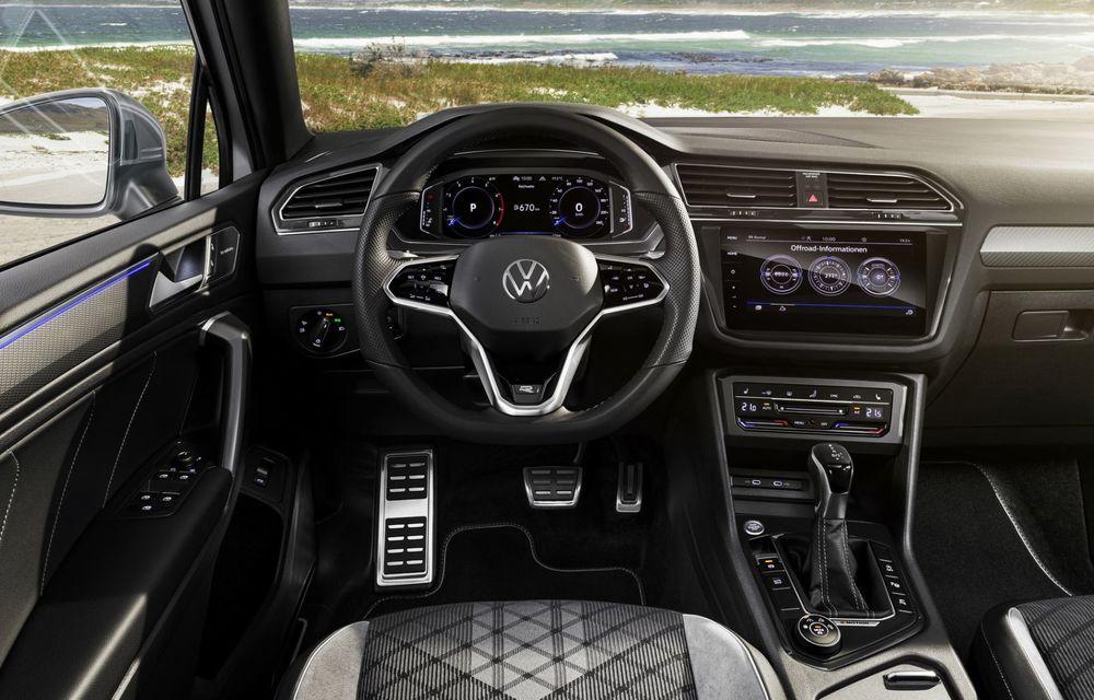 Volkswagen Tiguan Allspace facelift: îmbunătățiri estetice discrete și mai multă tehnologie în standard - Poza 8