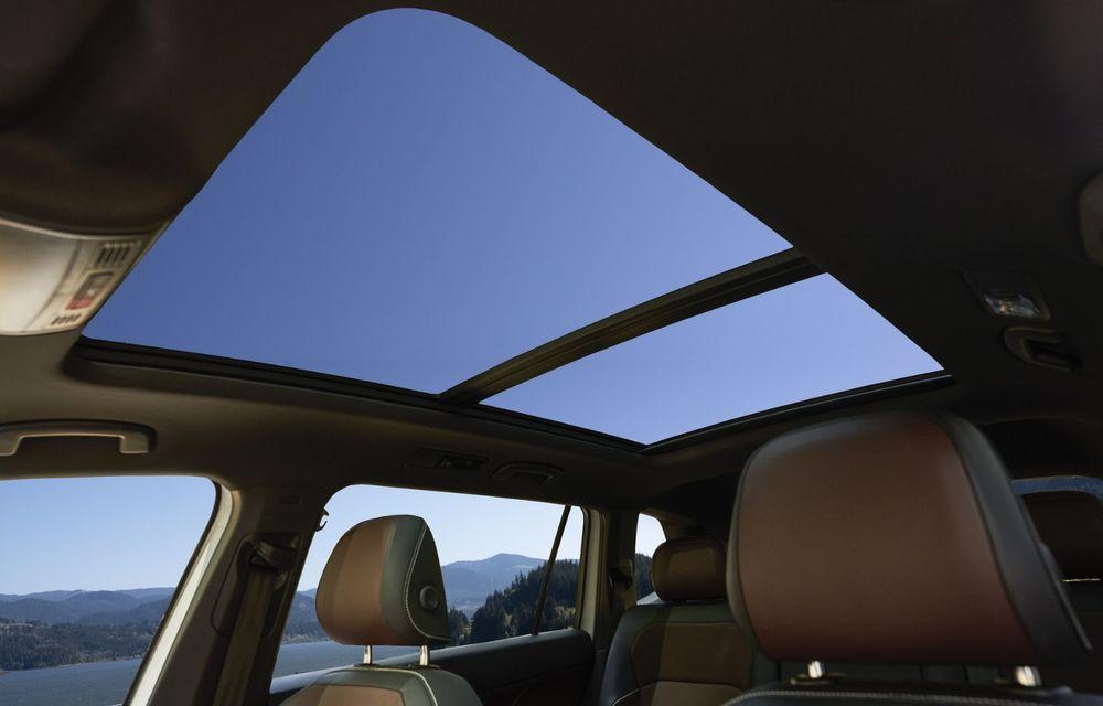 Volkswagen Tiguan Allspace facelift: îmbunătățiri estetice discrete și mai multă tehnologie în standard - Poza 14