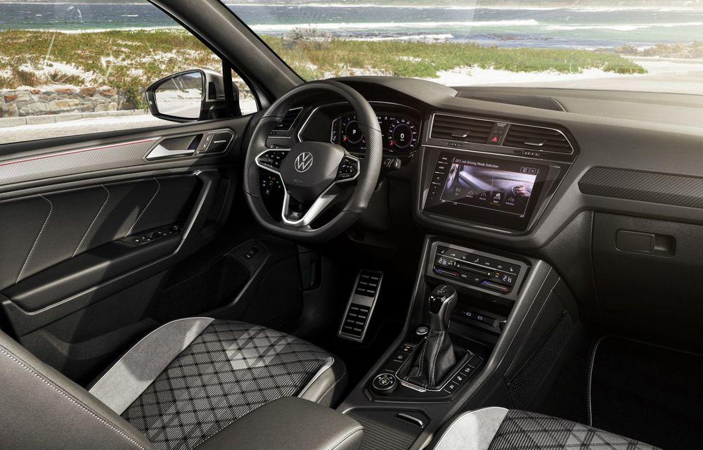 Volkswagen Tiguan Allspace facelift: îmbunătățiri estetice discrete și mai multă tehnologie în standard - Poza 11