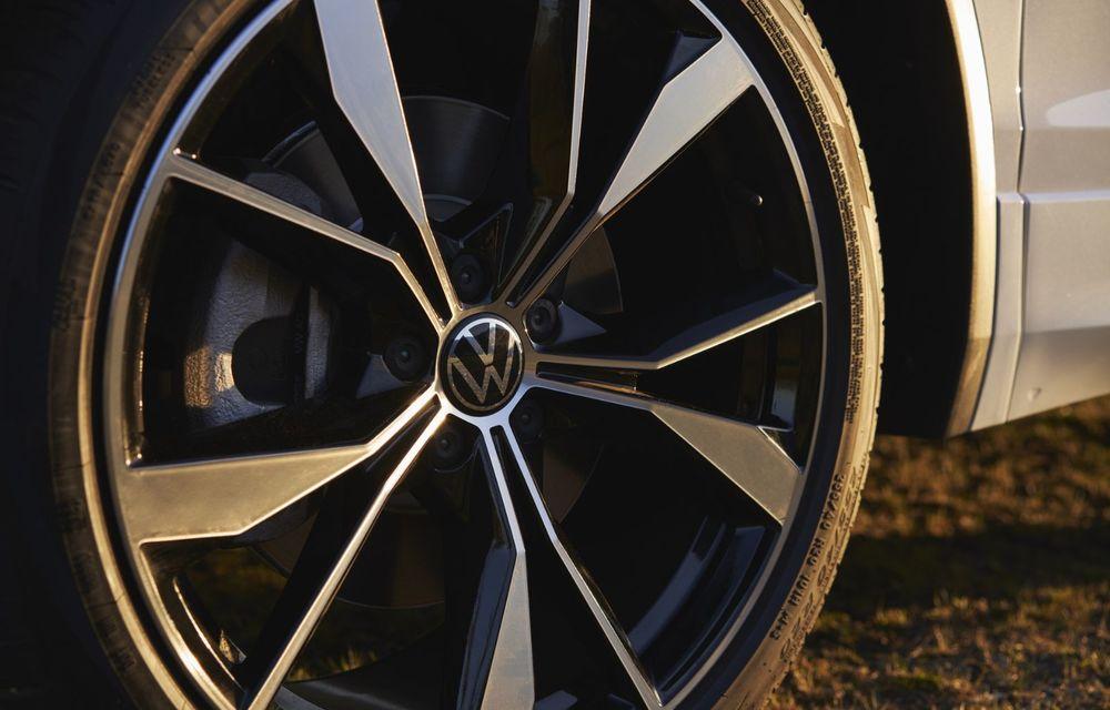 Volkswagen Tiguan Allspace facelift: îmbunătățiri estetice discrete și mai multă tehnologie în standard - Poza 19