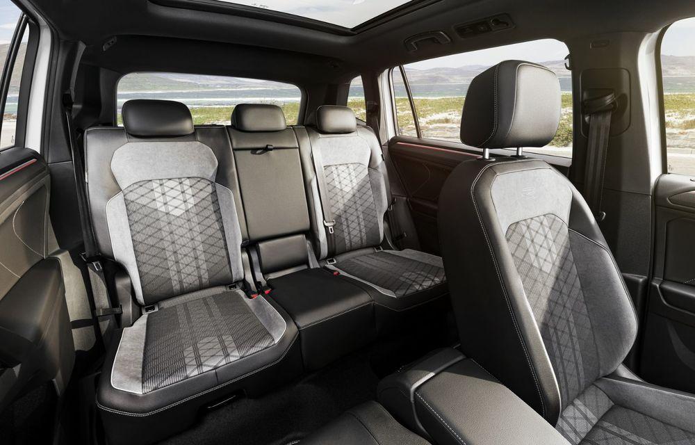 Volkswagen Tiguan Allspace facelift: îmbunătățiri estetice discrete și mai multă tehnologie în standard - Poza 15