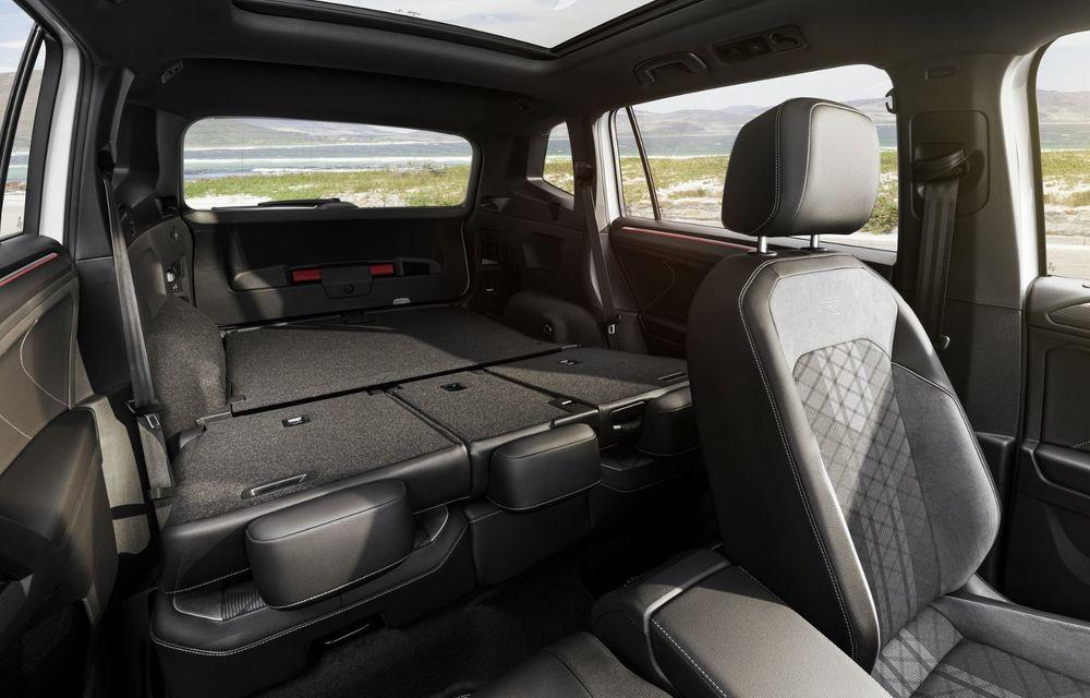 Volkswagen Tiguan Allspace facelift: îmbunătățiri estetice discrete și mai multă tehnologie în standard - Poza 16