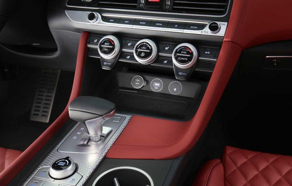 Genesis debarcă oficial în Europa cu un rival pentru Audi A4 Avant: noul G70 Shooting Brake - Poza 11