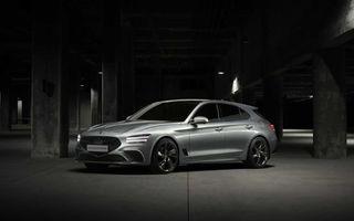 Genesis debarcă oficial în Europa cu un rival pentru Audi A4 Avant: noul G70 Shooting Brake
