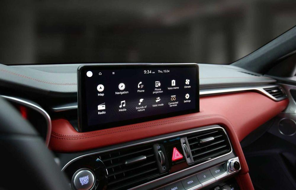 Genesis debarcă oficial în Europa cu un rival pentru Audi A4 Avant: noul G70 Shooting Brake - Poza 9