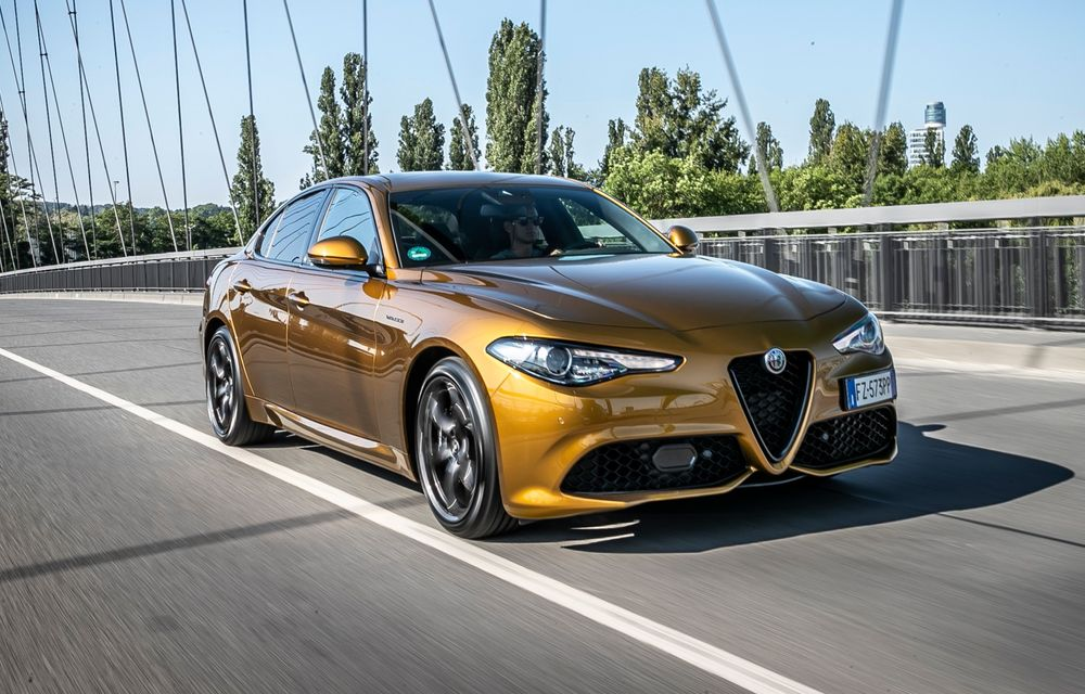 Alfa Romeo Giulia va primi, până la finalul anului, cel mai important facelift din carieră - Poza 1