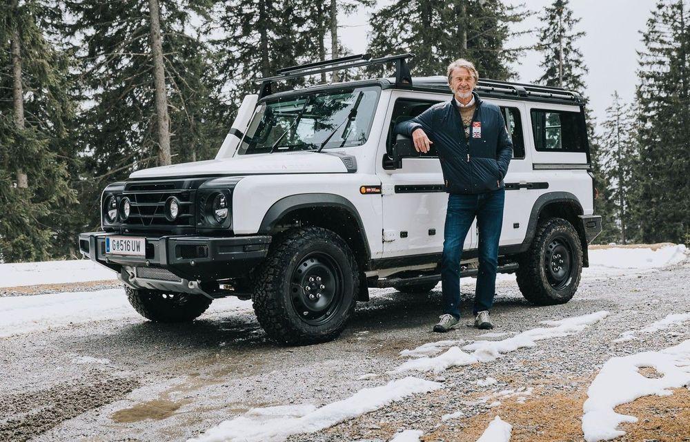O ultimă speranță pentru cei care vor off-road veritabil: Ineos Grenadier e un SUV care seamănă cu Land Rover Defender - Poza 1