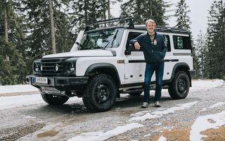 O ultimă speranță pentru cei care vor off-road veritabil: Ineos Grenadier e un SUV care seamănă cu Land Rover Defender