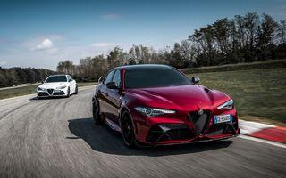 Noile Alfa Romeo Giulia GTA și Giulia GTAm pot fi comandate în Europa. Pornesc de la 175.000 de euro