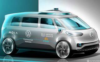 Volkswagen va începe testarea unui ID.Buzz autonom pe străzile din Hamburg