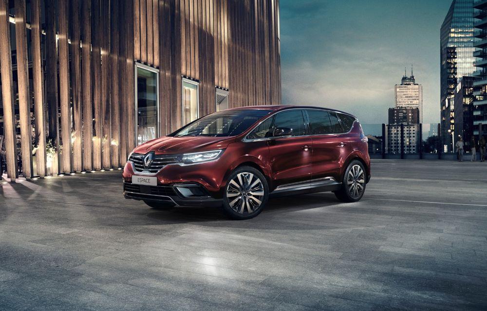 Renault pensionează actualele Scenic și Espace, dar denumirile vor fi folosite pentru alte modele - Poza 1