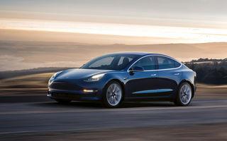 Prețuri Tesla Model 3 în România: cea mai accesibiă mașină Tesla de la noi costă 43.000 de euro