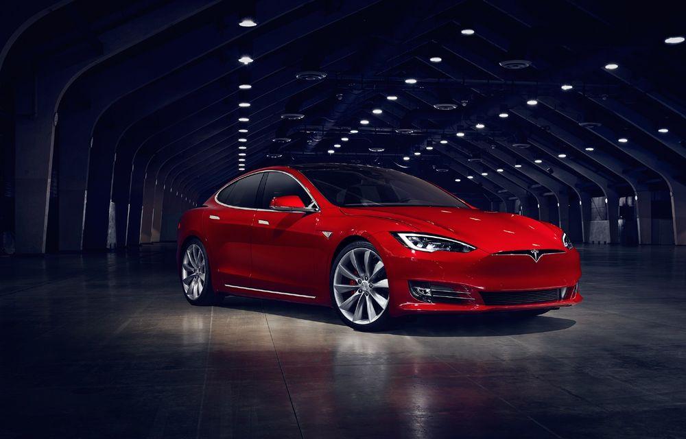 Prețuri Tesla Model S în România: versiunea de peste 1100 de cai putere costă 150.000 de euro - Poza 1