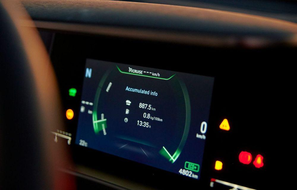 Record mondial: Hyundai Nexo a parcurs 887 de kilometri cu un singur plin de hidrogen - Poza 10