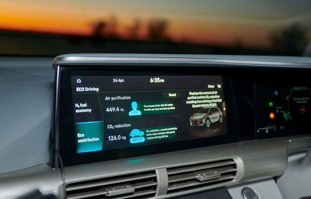 Record mondial: Hyundai Nexo a parcurs 887 de kilometri cu un singur plin de hidrogen - Poza 9