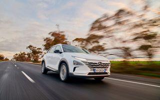 Record mondial: Hyundai Nexo a parcurs 887 de kilometri cu un singur plin de hidrogen