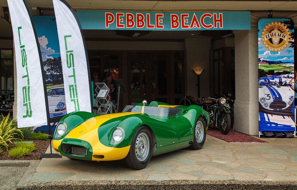 Concursul de Eleganță de la Pebble Beach revine în 2021: Lamborghini, McLaren și Aston Martin vor participa - Poza 1