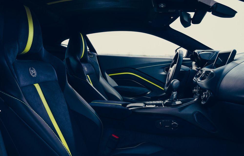 Aston Martin spune adio cutiei manuale de viteze - Poza 1