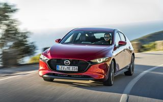 "Mazda: ""Vom pierde circa 100.000 de mașini din cauza crizei de semiconductori în 2021"""