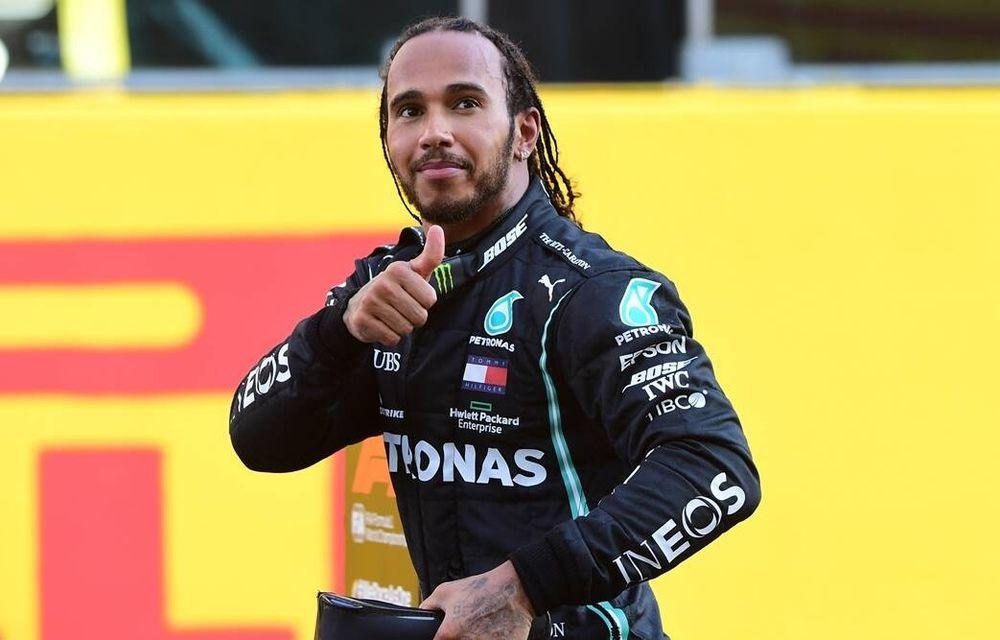 Lewis Hamilton, locul 8 în topul celor mai bine plătiți sportivi ai anului - Poza 1